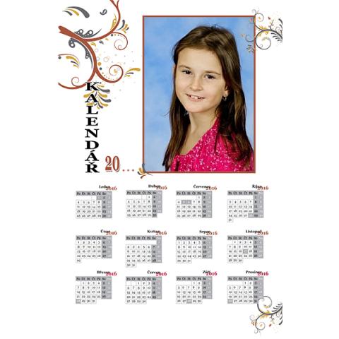 Kalendář Max č.4 (120,00 Kč)