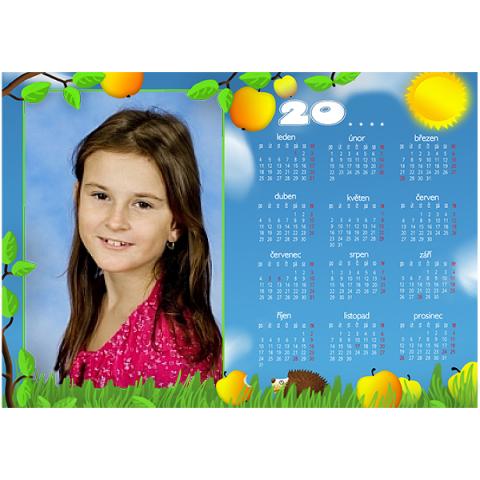 Kalendář A4 č.15 (99,00 Kč)